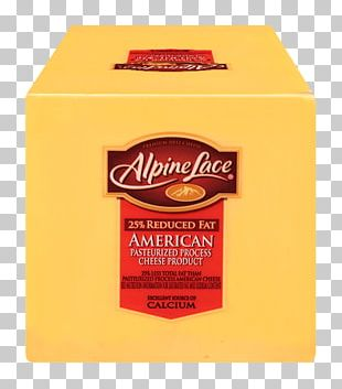 Land O' Lakes Alpine American Cheese Car PNG