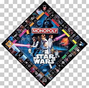Luke Skywalker Star Wars: The Black Series Hasbro Monopoly Kenner Star Wars Action Figures PNG
