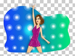 Character Turquoise Fiction Animated Cartoon PNG