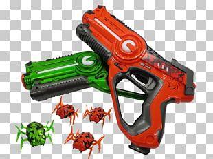 Laser Tag Laser Guns Ranged Weapon PNG