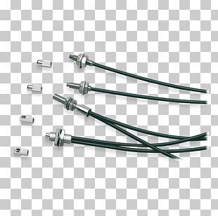 Coaxial Cable Fiber Optic Sensor Optical Fiber Cable PNG