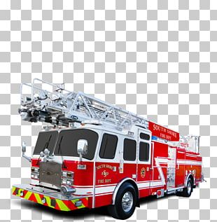 Fire Engine Fire Department Motor Vehicle Car PNG