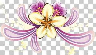 Floral Design Desktop PNG