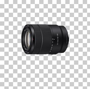 Sony α6000 Canon EF-S 18–135mm Lens Sony E-mount Camera Lens PNG