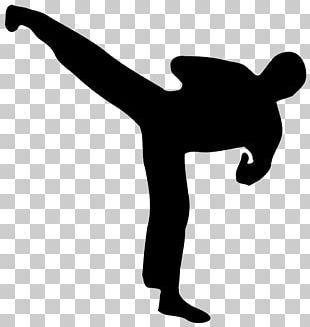 Taekwondo Martial Arts Kick Hapkido Karate PNG