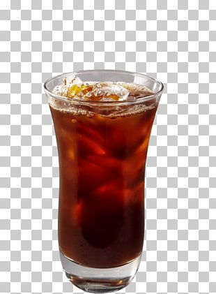 Cocktail Black Russian Rum And Coke Long Island Iced Tea Coffee PNG