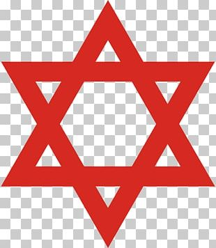 Star Of David Judaism Hexagram Symbol PNG