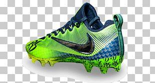 Seattle Seahawks Cleat NFL Nike Sneakers PNG