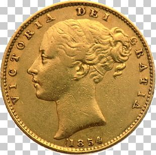 Gold Coin Gold Dollar United States Dollar PNG