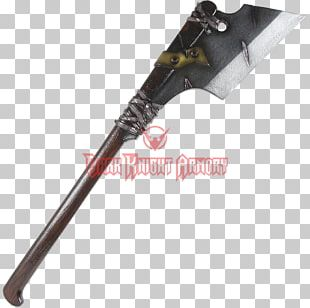 Larp Axe Weapon Live Action Role-playing Game Battle Axe PNG