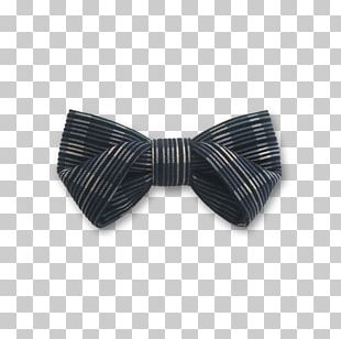 Bow Tie Necktie Clothing Accessories Fashion Black Tie PNG