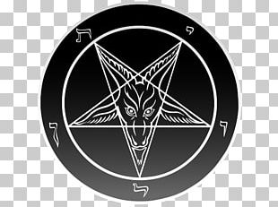 Church Of Satan Sigil Of Baphomet Pentagram Satanism PNG