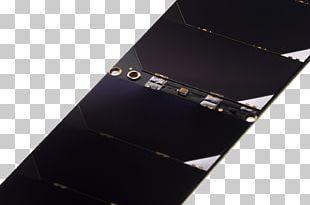 CubeSat Low Earth Orbit Solar Panels Solar Power PNG