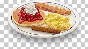 Pancake Omelette Breakfast IHOP Food PNG