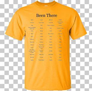 Printed T-shirt Hoodie Clothing Sleeve PNG
