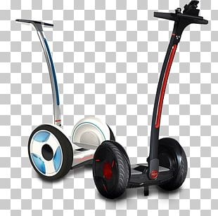 Segway PT Electric Vehicle Self-balancing Scooter Ninebot Inc. PNG
