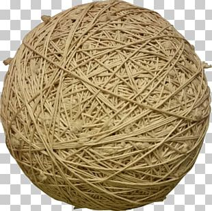 World's Largest Ball Of Twine Yarn Rope Wool PNG