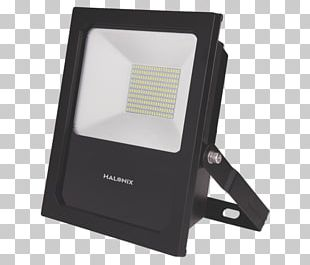 Floodlight Lighting Light-emitting Diode LED Street Light PNG