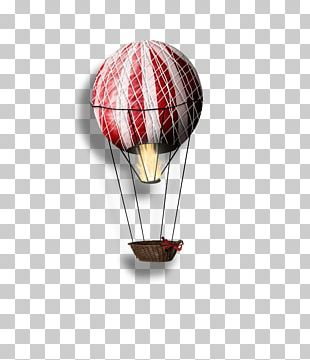 Hot Air Balloon PNG