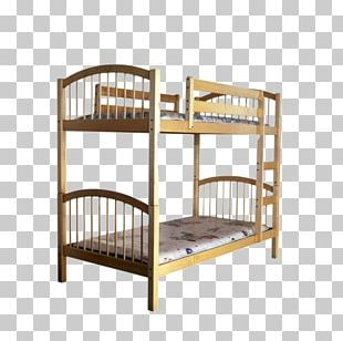 Bed Frame Wood Gratis PNG