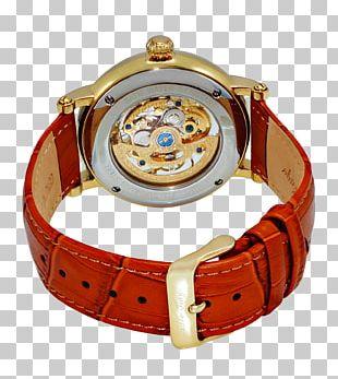 Nomos Glashütte Analog Watch Clock Zenith PNG