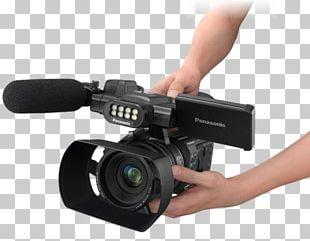 Panasonic AVCCAM AG-AC30 Video Cameras Panasonic AG-AC30 Camcorder PNG