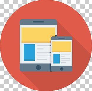 Responsive Web Design Computer Icons Mobile App Handheld Devices Website Development PNG