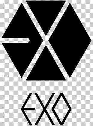 EXO Logo K-pop Graphic Designer PNG