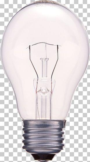 Incandescent Light Bulb Lighting LED Lamp Stock PNG