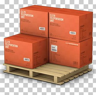 Pallet Cargo Computer Icons Intermodal Container Shipping Container PNG