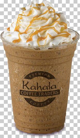 Sundae Frappé Coffee Milkshake Caffè Mocha PNG