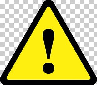 Traffic Sign Warning Sign Yellow Risk PNG