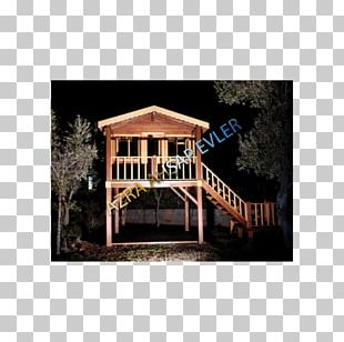 Tree House Shed Child PNG