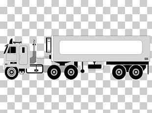 Peterbilt Semi-trailer Truck PNG