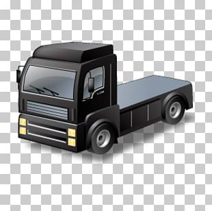 Car Computer Icons Truck Transport Business PNG