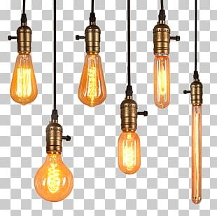 Lighting Edison Light Bulb PNG