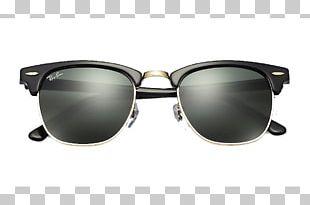 Ray-Ban Clubmaster Classic Browline Glasses Sunglasses Ray-Ban Wayfarer PNG