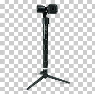 Tripod Gimbal Microphone Stands Ball Head Camera PNG