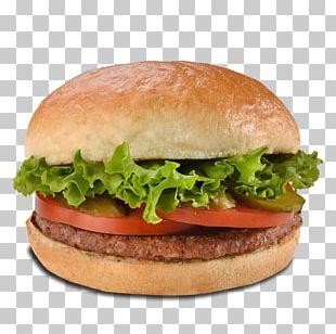 Cheeseburger Hamburger French Fries Wendy's Fast Food PNG