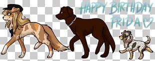 Dog Breed Mustang Mammal Cat PNG