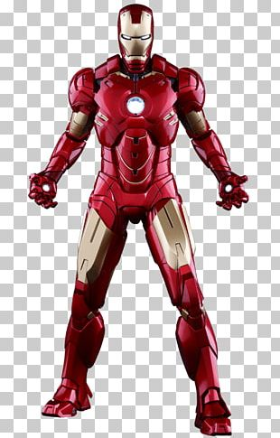 Iron Man's Armor War Machine Marvel Cinematic Universe Hot Toys Limited PNG