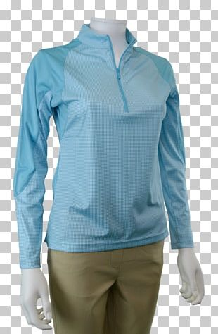 Blouse Sun Protective Clothing Sleeve Shirt PNG