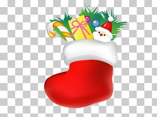Santa Claus The Christmas Shoes PNG