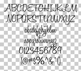 Script Typeface Open-source Unicode Typefaces Calligraphy Font PNG