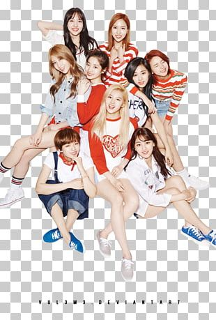 TWICE CHEER UP K-pop Girl Group What Is Love? PNG