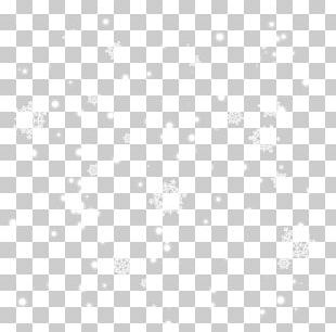 Transparent Snowfall And Snowflakes PNG