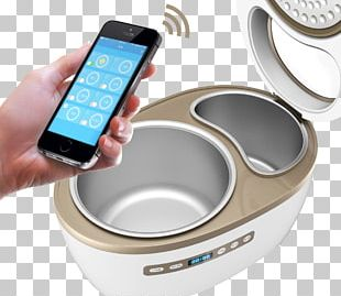 Mobile Phone Rice Cooker PNG