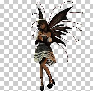 Fairy Absinthe Costume Design Insect PNG