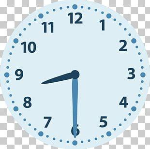 Clock Face Analog Signal Digital Data PNG