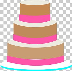 Layer Cake Wedding Cake Birthday Cake Frosting & Icing Chocolate Cake PNG